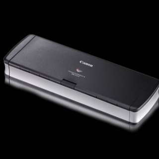 Canon Mobile Document Scanner P215