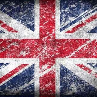 🚚 英國吊飾