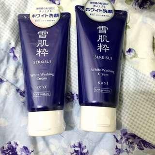 🇯🇵 日本原裝雪肌粹 洗面乳 只要1⃣8⃣0⃣✨‼️ 🎌