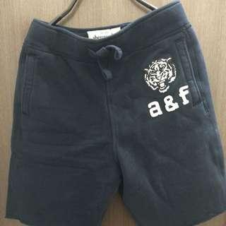 A&F 男孩短褲 棉褲 S號 (兩件免運)