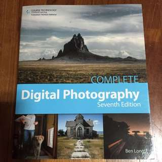 complete digital photgraphy textbook