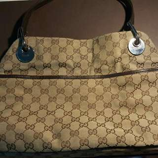 Gucci Hand Bag (Used)