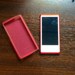 iPod Nano 7 Gen Red (reserved)