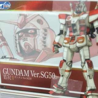 Gundam Sg50 Duel Company