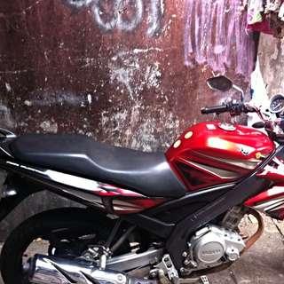 Vixion Fuel Injection Warna Merah 2011 Bisa Nego Tlp. 08131602494 / 0888 184883