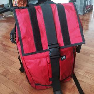 PRICE REDUCED LIMITED ED AUTHENTIC Mission Workshop Bagpack