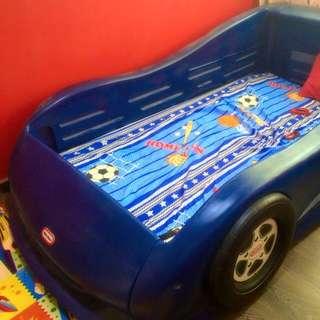 Little Tikes Car Bed (blue)