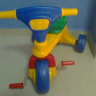 Toddler Learning Tricycle