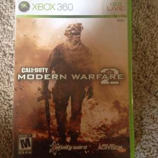 Call Of Duty : Modern Warfare 2 For Xbox 360