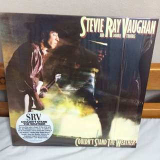 Stevie Ray Vaughan And Double Trouble — Couldn't Stand The Weather