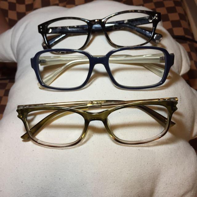 假斯文😏眼鏡框👓