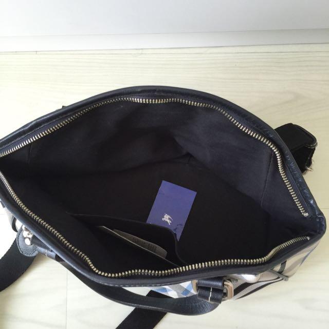 Burberry Blue Label Bag (reserved)