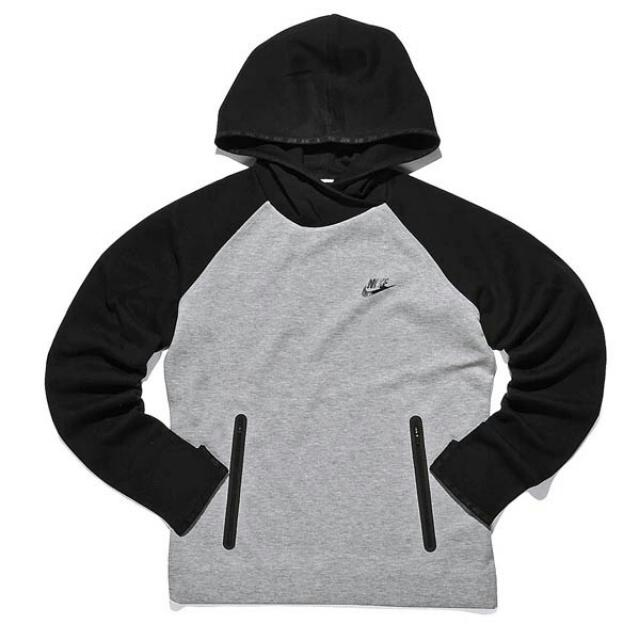 Nike tech Fleece 連帽 上衣 長袖 帽T