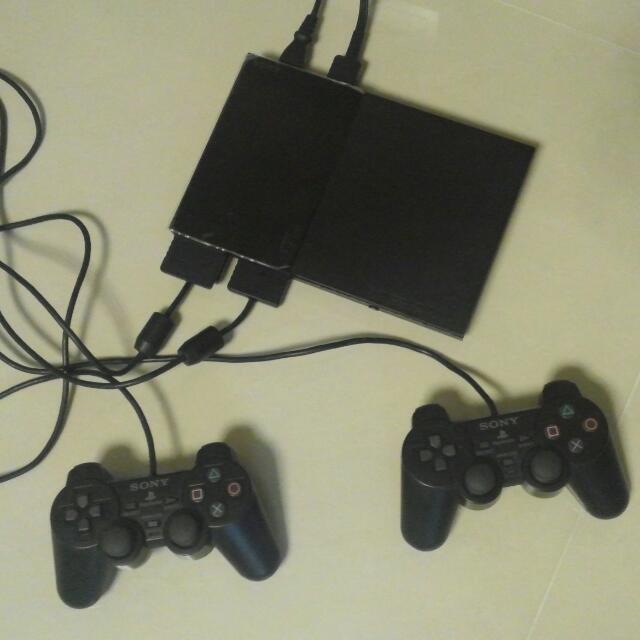 PS2 (已改機) 型號SCPH-90007