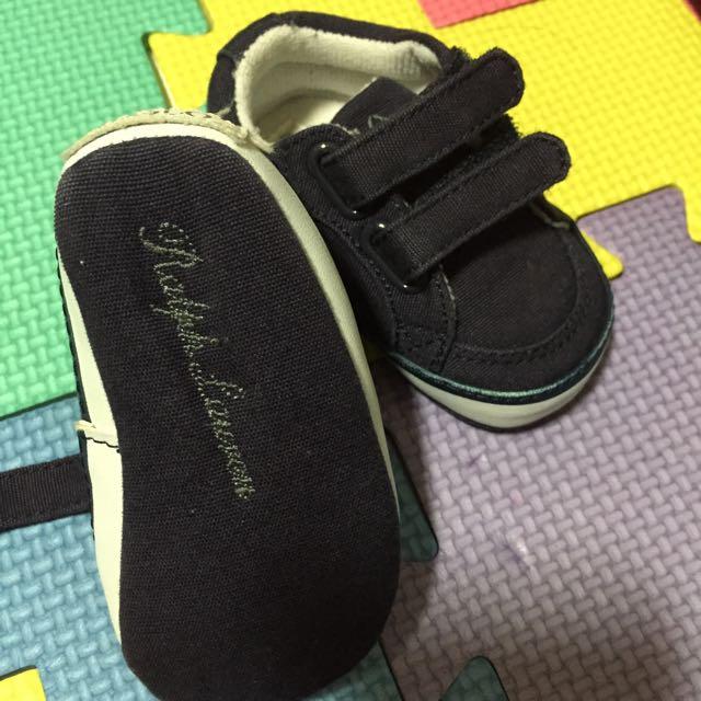 Ralph Lauren Pre-walker Shoes, Babies