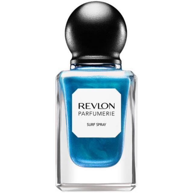 REVLON 露華濃調香師訂製指甲油 050水藍衝浪海