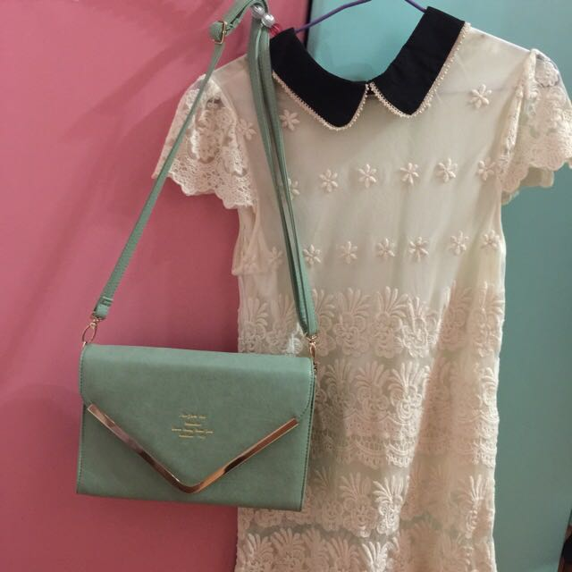 Tiffany綠 韓版包