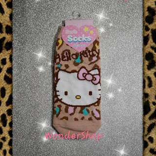 Hello Kitty Brand New Sanrio Socks