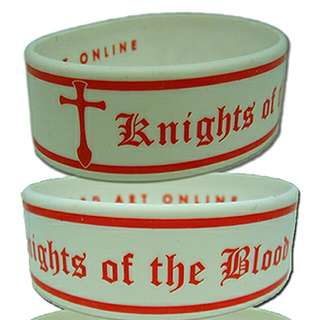 Sword art online knights of the blood oath wristband