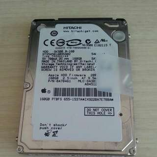 Macbook Unibody / Macbook Pro Original Hard Drive + RAM