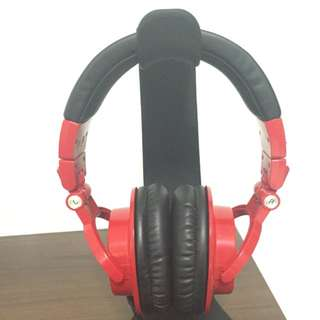 Audio Technica ATH 50 Limited Edition Red