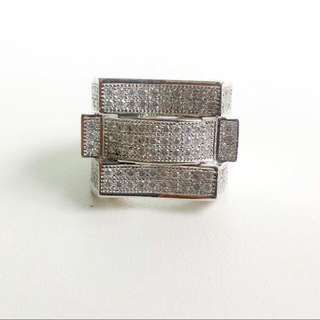 Pimped Up Rapper Rings