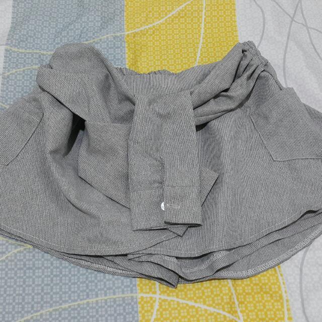 全新~假兩件短裙兩件300含運~共兩件買到賺到