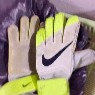 Nike Soccer Gloves