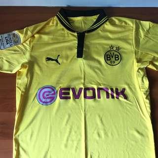 2012/13 Borussia Dortmund Home Jersey (Replica)