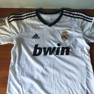 2012/13 Real Madrid Home Jersey (Replica)