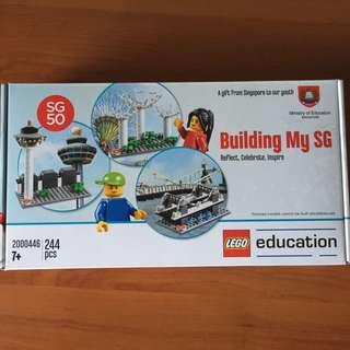 SG 50 Lego Set