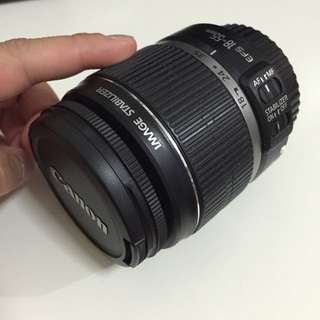 *RESERVED*CANON LENS 18-55MM