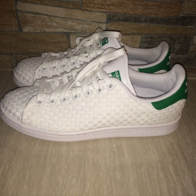 adidas stan smith weave