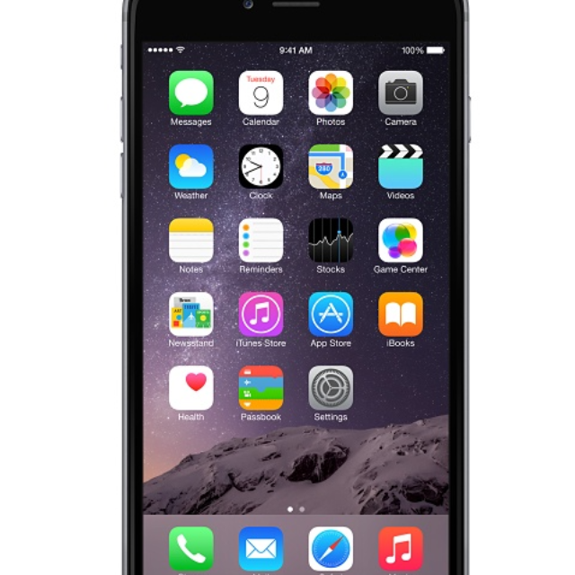 release date ec601 6043f iPhone 6 Black 16GB