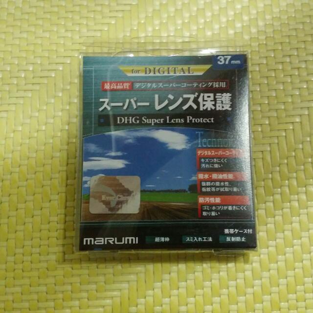 Marumi super dhg uv保護鏡 37mm