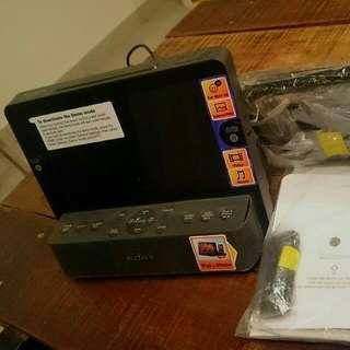 Sony ICF-CL75iP Dream Machine