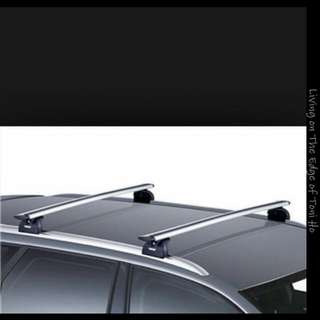 Authentic Audi Q5 Roof Rack Base Unit