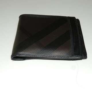 Authentic Burberry Men Wallet