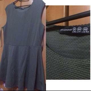 REDUCE UK 20 PLUS SIZE BN DRESS