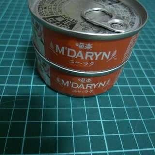 (全新)喵樂鮭魚罐頭