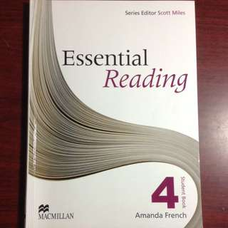 《二手》Essential Reading 4