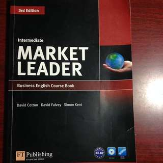 《二手》Market Leader 3rd Edition