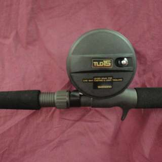 Shimano Rod & Reel.. Condition 9/10