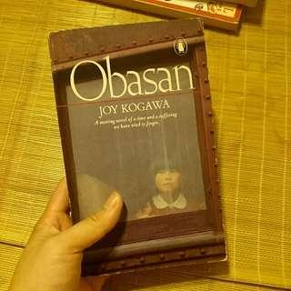 Obasan(二手英文小說📖)