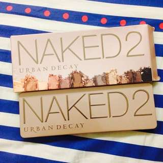 Urban Decay Naked 2 眼影盤