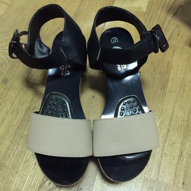 ⚡️隨便賣⚡️厚底涼鞋兒