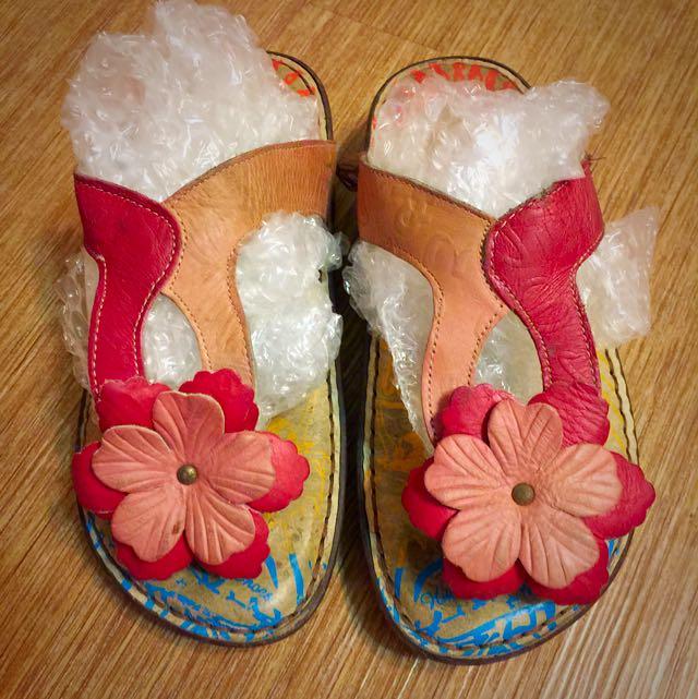 夏日涼鞋二手