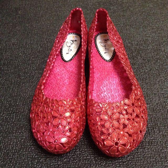 果凍娃娃鞋