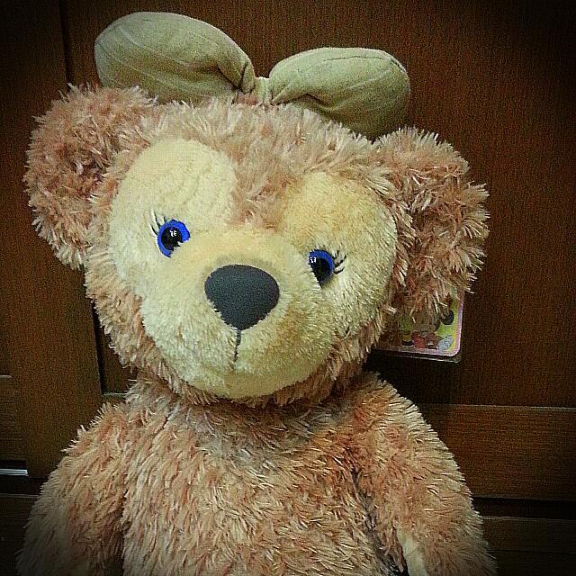 (降價)東京海洋迪士尼M號雪莉玫