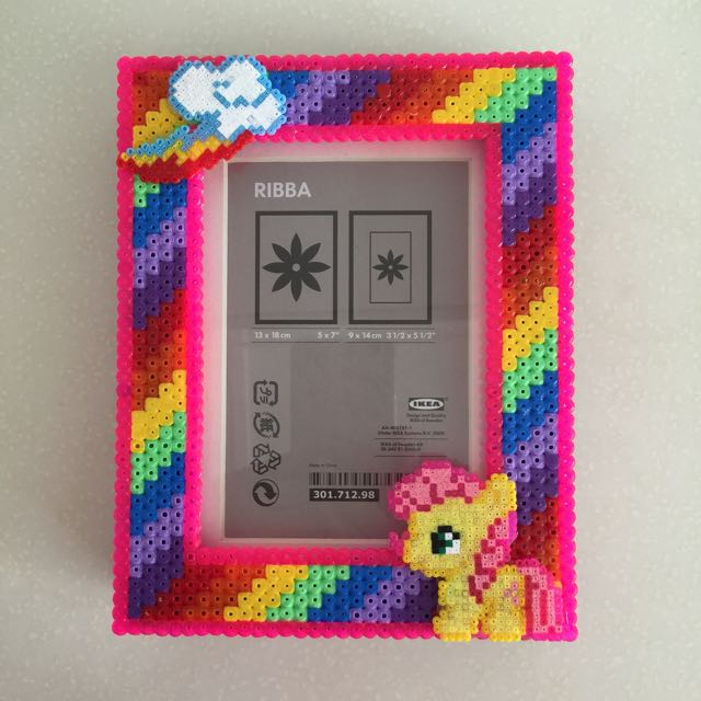 My Little Pony Frame Design Craft On Carousell